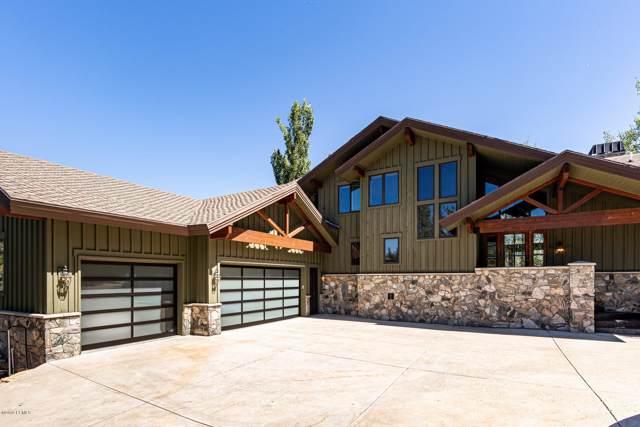 2692 Ruminant Road, Park City, UT 84060 (MLS #11906959) :: Lookout Real Estate Group