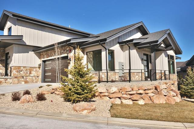 4316 Frost Haven Road #14, Park City, UT 84098 (#11906980) :: Red Sign Team