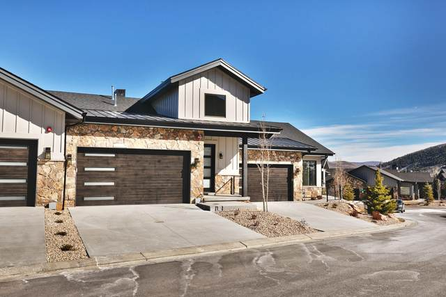 4322 Frost Haven Road #15, Park City, UT 84098 (MLS #11906981) :: High Country Properties