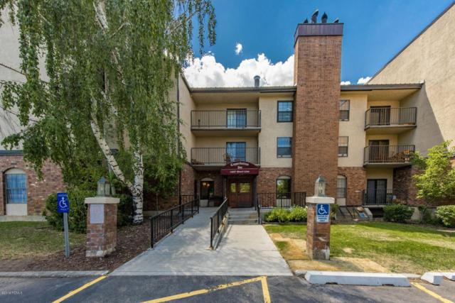 1637 Shortline Road #31, Park City, UT 84060 (MLS #11907047) :: Lookout Real Estate Group