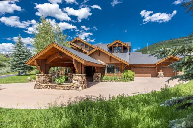 3700 Solamere Drive, Park City, UT 84060 (MLS #11907091) :: Lookout Real Estate Group