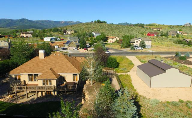 6196 N Highland Drive, Park City, UT 84098 (MLS #11907106) :: High Country Properties