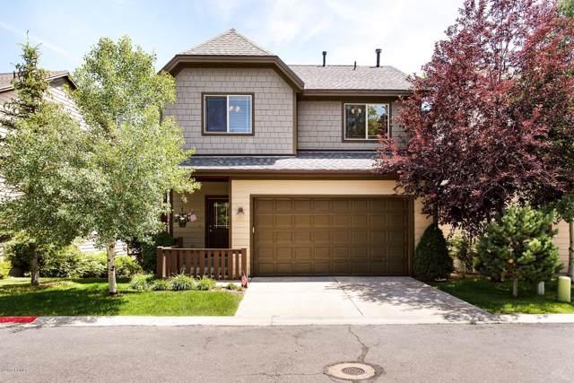 5670 N Kodiak Way, Park City, UT 84098 (MLS #11907152) :: High Country Properties