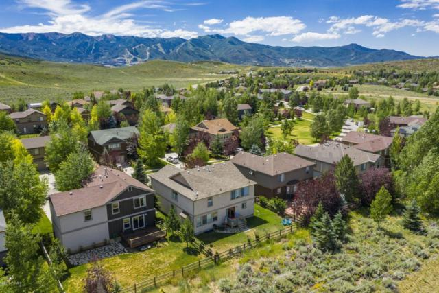 1229 E Foxcrest Drive, Park City, UT 84098 (MLS #11907265) :: Lookout Real Estate Group