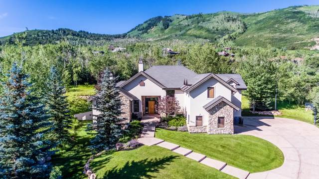2635 Aspen Springs Drive, Park City, UT 84060 (MLS #11907367) :: Lookout Real Estate Group