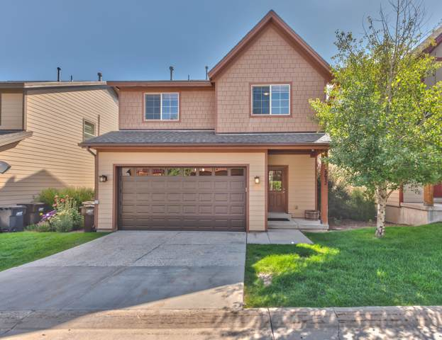 5652 N Kodiak Way, Park City, UT 84098 (MLS #11907451) :: High Country Properties