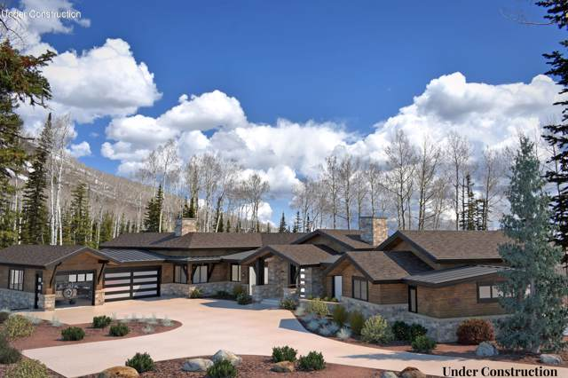 199 White Pine Canyon Road, Park City, UT 84060 (MLS #11907536) :: High Country Properties