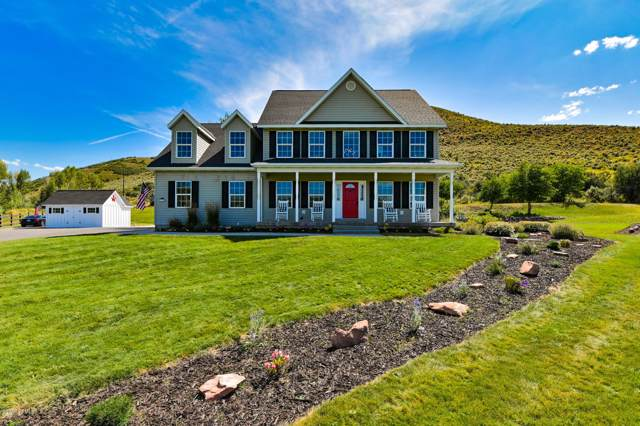 4210 Browns Canyon Road, Peoa, UT 84061 (MLS #11907552) :: High Country Properties