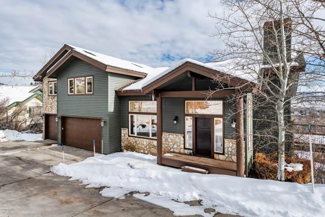 4673 Nelson Court, Park City, UT 84098 (MLS #11907744) :: Lookout Real Estate Group