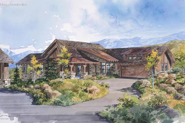 9272 Dye Cabins Drive, Park City, UT 84098 (MLS #11907769) :: High Country Properties