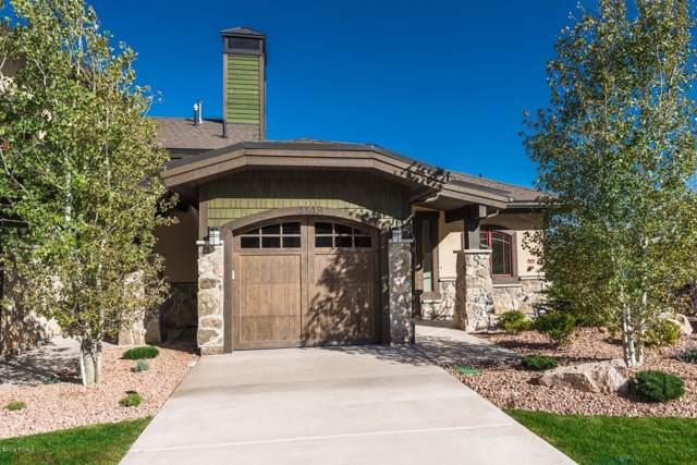 4164 Fairway Lane H2, Park City, UT 84098 (MLS #11907782) :: High Country Properties