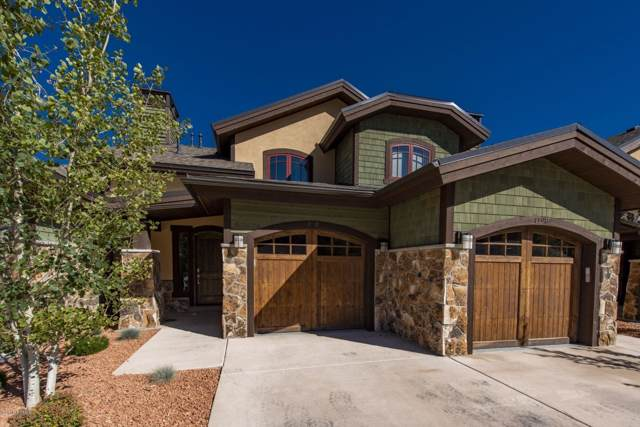 4156 Fairway Lane H4, Park City, UT 84098 (MLS #11907784) :: High Country Properties