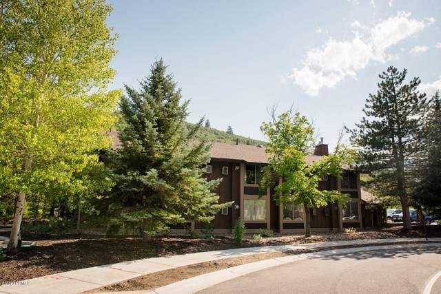 2105 Prospector Avenue #219, Park City, UT 84060 (MLS #11907847) :: High Country Properties