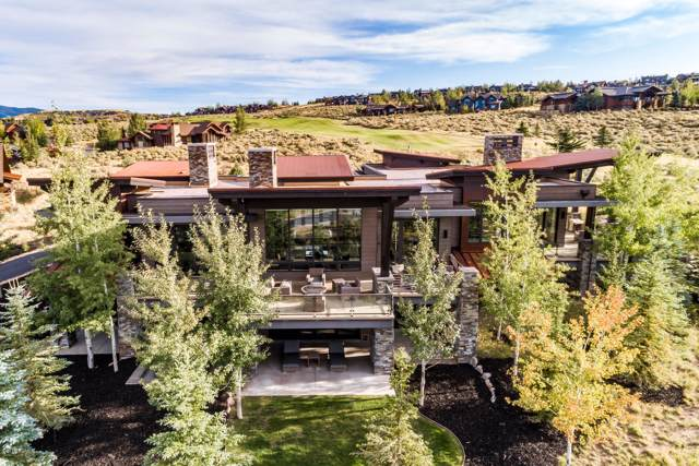 7670 N West Hills Trail, Park City, UT 84098 (MLS #11907901) :: Lookout Real Estate Group