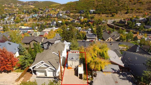 152 Norfolk Avenue, Park City, UT 84060 (MLS #11907971) :: High Country Properties