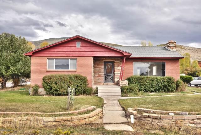 480 N Main Street, Kamas, UT 84036 (MLS #11907985) :: Lawson Real Estate Team - Engel & Völkers