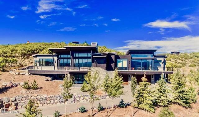 8101 N Sunrise Loop Loop, Park City, UT 84098 (MLS #11907992) :: High Country Properties