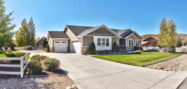 795 Oak Lane, Kamas, UT 84036 (MLS #11908122) :: Lookout Real Estate Group