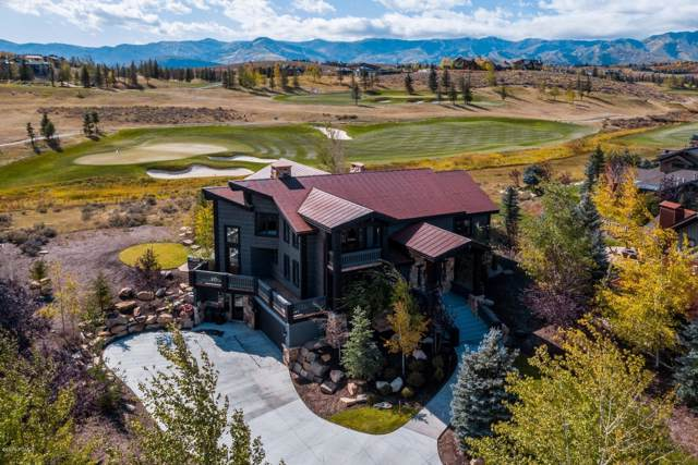 8135 Glenwild Drive, Park City, UT 84098 (MLS #11908179) :: High Country Properties
