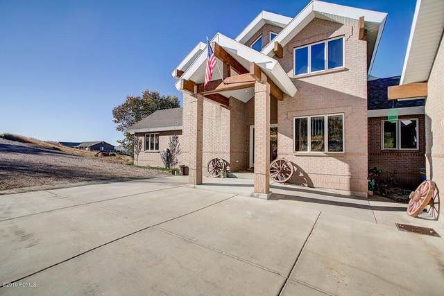 320 Old Farm Lane, Coalville, UT 84017 (MLS #11908183) :: Park City Property Group