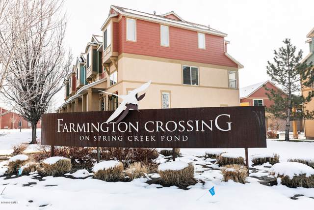 807 Farmington Crossing, Farmington, UT 84025 (#11908199) :: Red Sign Team