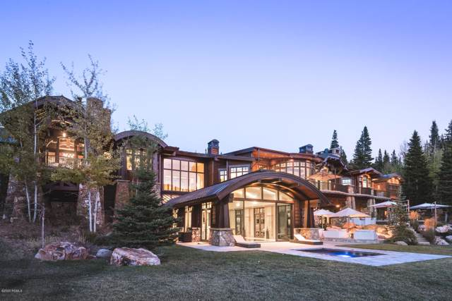 213 White Pine Canyon Road, Park City, UT 84060 (MLS #11908207) :: Lookout Real Estate Group