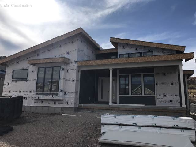2565 Ledger Way, Park City, UT 84060 (MLS #11908287) :: Lookout Real Estate Group