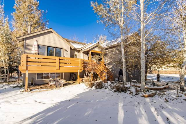5240 Heather Lane, Park City, UT 84098 (MLS #11908337) :: Lookout Real Estate Group
