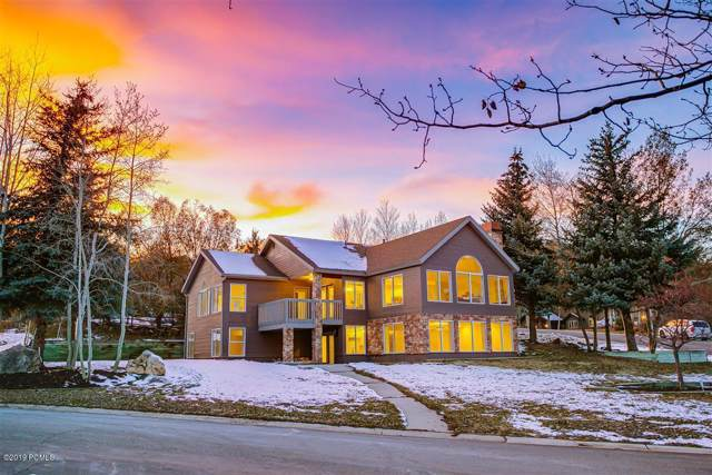 3745 Lariat Road, Park City, UT 84098 (MLS #11908346) :: Lookout Real Estate Group