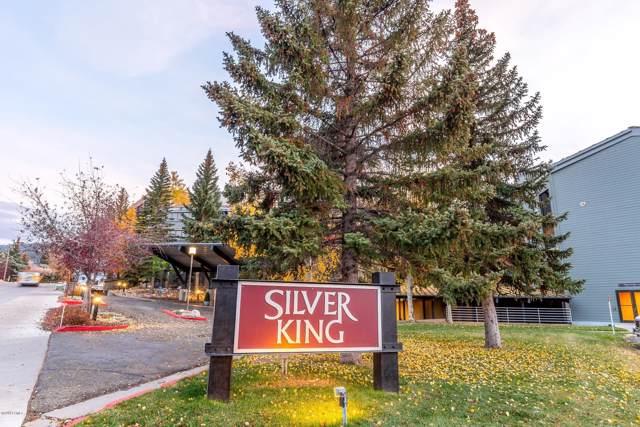 1485 Empire Avenue #304, Park City, UT 84060 (MLS #11908364) :: Lookout Real Estate Group