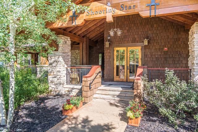 7715 Village Way #206, Park City, UT 84060 (MLS #11908408) :: High Country Properties