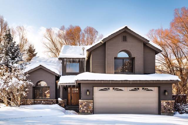 1620 Creek Side Lane, Park City, UT 84098 (MLS #11908422) :: Lookout Real Estate Group