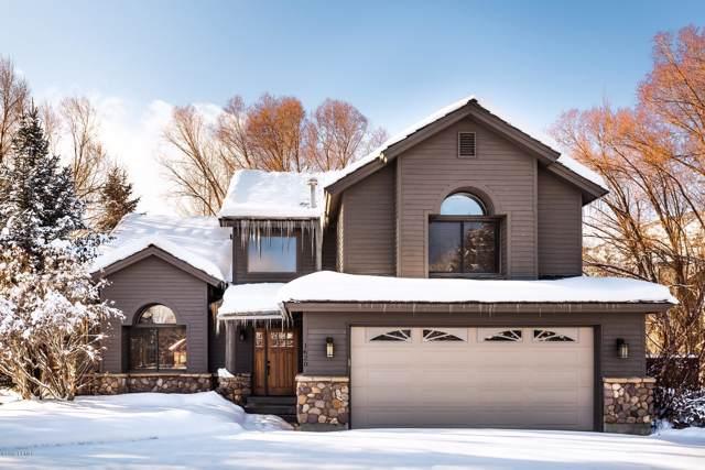 1620 Creek Side Lane, Park City, UT 84098 (MLS #11908422) :: High Country Properties