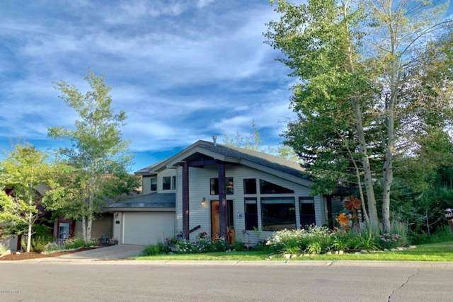 4147 Hilltop Court, Park City, UT 84098 (MLS #11908445) :: High Country Properties