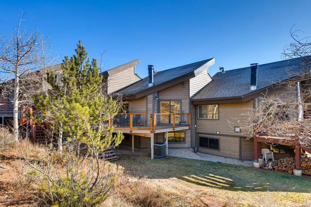2125 Monitor Drive #2, Park City, UT 84060 (MLS #11908456) :: High Country Properties