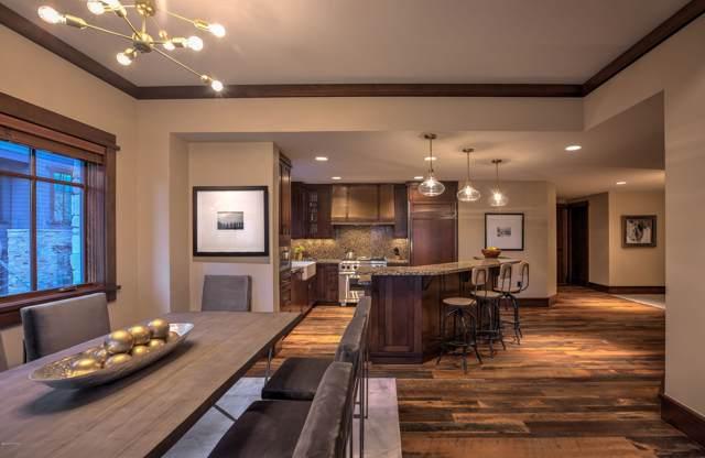 8880 Empire Club Drive #109, Park City, UT 84060 (MLS #11908673) :: High Country Properties