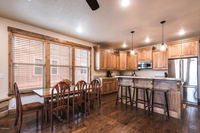 1288 Deer Park Circle #201, Heber City, UT 84032 (MLS #11908687) :: High Country Properties