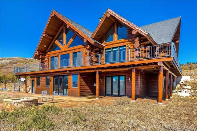9867 N Kimball Canyon Road, Park City, UT 84098 (MLS #11908701) :: High Country Properties