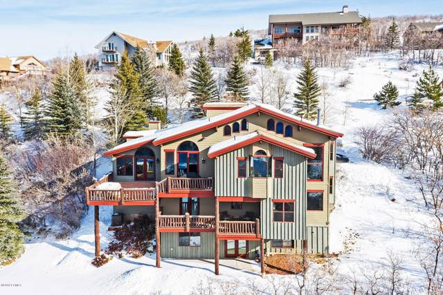 7706 Tall Oaks Drive, Park City, UT 84098 (MLS #11908703) :: Lookout Real Estate Group