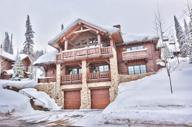 8731 Empire Club Drive #11, Park City, UT 84060 (MLS #11908806) :: Lookout Real Estate Group