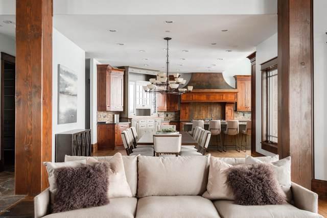 3090 Saddleback Ridge Drive, Park City, UT 84098 (MLS #11908932) :: Lawson Real Estate Team - Engel & Völkers