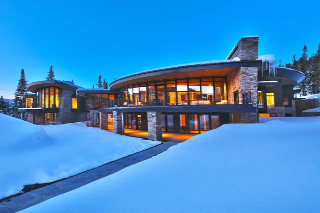217 White Pine Canyon Road, Park City, UT 84060 (MLS #11908950) :: Lookout Real Estate Group