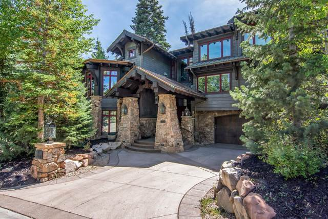 2364 W Red Pine Road, Park City, UT 84098 (MLS #11908993) :: High Country Properties