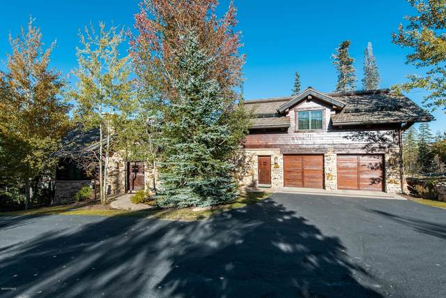 8714 Empire Club Drive, Park City, UT 84060 (MLS #11909001) :: Lookout Real Estate Group