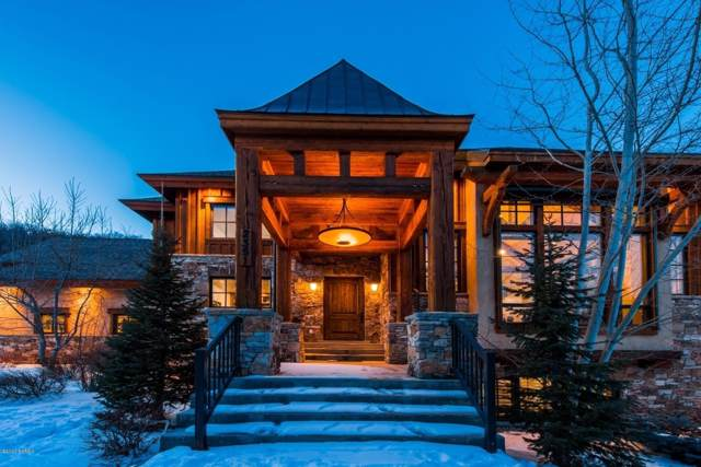 2351 W Red Pine Court, Park City, UT 84098 (MLS #12000032) :: High Country Properties