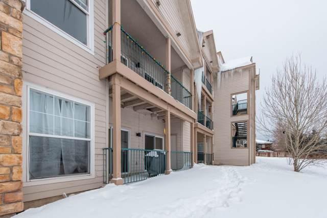 900 Bitner Road C17, Park City, UT 84098 (MLS #12000133) :: Lookout Real Estate Group