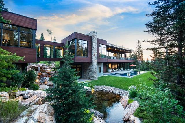 2470 W White Pine Lane, Park City, UT 84060 (MLS #12000154) :: Lookout Real Estate Group