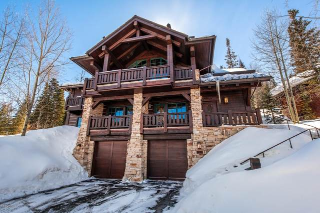 8715 Empire Club Drive, Park City, UT 84060 (MLS #12000163) :: Lookout Real Estate Group