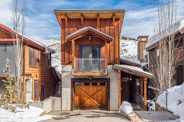 1210 Empire Avenue, Park City, UT 84060 (MLS #12000166) :: High Country Properties