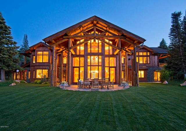 27 White Pine Canyon Road, Park City, UT 84060 (MLS #12000214) :: High Country Properties
